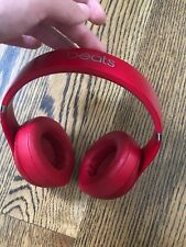 Beats by Dr. Dre Solo3 Wireless Bluetooth Headband Headphones - red GREAT!!!