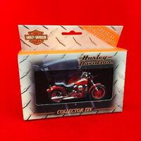 HARLEY DAVIDSON LIMITED EDITION PLAYING CARDS COLLECTOR TIN 1999 NEW