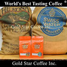 2 lb Hawaiian Kona Swiss Water Decaf coffee - Best Tasting Decaf in the world!