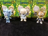 Hospice Morty 1/36 Rare! & More... Rick and Funko Mystery Mini  Series 3