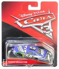 Disney Pixar Cars 3 Parker Brakeston N20 Cola 1:55 Diecast Vehicle IN HAND!