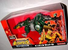 Japan Rare TAKARA Transformers Beast Wars Returns BR-03 Rattrap Action Figure