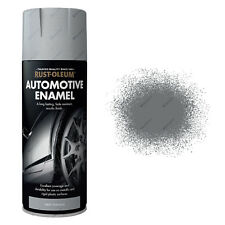 x 1 Rust-Oleum Auto Automotive Esmalte coche pintura en aerosol Gris Titanio
