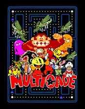 DK Arcade Classics Sideart Set (2 pc set) Multicade  18x13