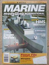 "Marine Modelling Int.Magazine February 2006 & Plan "" Whirlybird "" Issue 227"