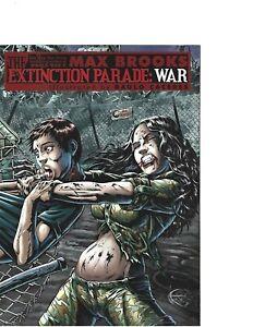 Max Brooks EXTINCTION PARADE:  WAR 1 2 3 4 5 Avatar Mature Comics