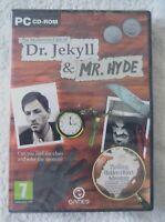 39753 - Dr Jekyll And Mr Hyde [NEW / SEALED] - PC (2010) Windows XP OGI-8283