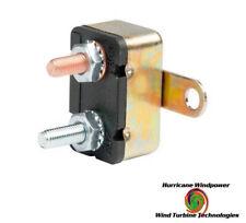 12 volt 50 Amp Dc Auto Reset Circuit Breaker Type 1 for Wind, Solar, Automotive