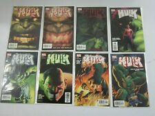 Incredible Hulk lot 40 from #50-112 last issue avg 8.0 VF (2003-08 2nd Series)