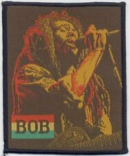 Bob Marley Original Sew On Patch #1