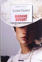 Madame Bovary Gustave Flaubert Vers. Integrale Crescere Edizioni LIBRO Nuovo