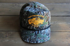 Vintage Camo Trinity Truck Dodge Lincoln Mercury Snapback Hat
