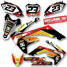 ALL YEARS 04-13 HONDA CRF 70 GRAPHICS KIT CRF70  DECO MOTOCROSS DIRT BIKE DECALS