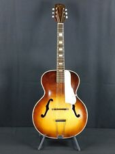 1950's SILVERTONE MADE BY HARMONY ARCHTOP GUITAR