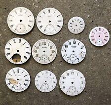 Enamel Watch Dial Lot