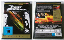 The Fast And The Furious .. Widescreen Edition DVD TOP