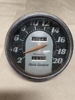 oem Harley Davidson KILOMETER panhead Shovelhead 1962-67 Tombstone Speedometer