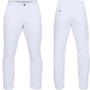 Under Armour Men's UA Showdown Straight Leg Stretch Golf Pants 1309545-100