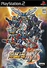 Used PS2 Super Robot Taisen MX Japan Import (Free Shipping)