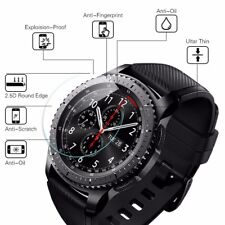 Nuglas Full Size Tempered Glass Screen Protector For Samsung Gear S3 Smart Watch