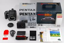 【TOP MINT IN BOX】 Pentax 645 NII N II Medium Format SLR Film from japan