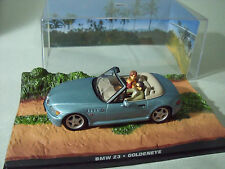 BMW Z3 James Bond Goldeneye 1/43
