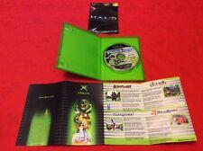 HALO: COMBAT EVOLVED - XBOX Pal ita - prima stampa 2001 - BUONE CONDIZIONI