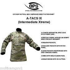 OPS / UR-TACTICAL GEN 2 Improved Direct Action combat shirt in A-TACS IX-SR