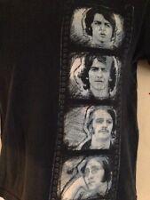 Vintage The Beatles 2005 Ladies Medium T Shirt Out Of Print Rock Paul McCartney