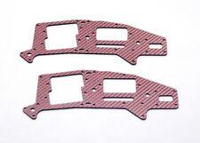 Xtreme Heli Align T-Rex 250 rot Carbon Fiber Upper Frame (2) 11752R Rückenflug weniger