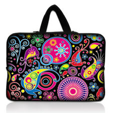 "Laptop Sleeve Bag Neoprene Case Notebook Cover For 17""17.4"" HP Dell Acer Painted"