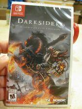 BRAND NEW!! Darksiders Warmastered Edition (Nintendo Switch, 2019) FREE SHIP!!