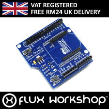 Arduino UNO Xbee Genuine Keyes Shield Zigbee V3 Wireless DUEMIL Flux Workshop