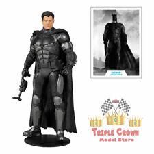 DC Justice League Movie Action Figure Batman (Bruce Wayne) - McFarlane Toys