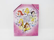"""Arauco 6.5"""" x 8.5"""" Canvas Wall Art - New - Disney Princesses"""