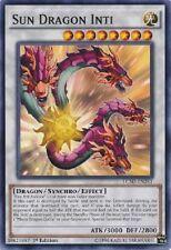 SUN DRAGON INTI Yugioh MINT cards Legendary Collection LC5D-EN241