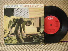 Earth, Wind & Fire System of Survival - 45g 7'' (B1)