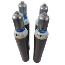 10 Liter Sauerstoffflasche für Verwendung mit Acetylen Gas u. Schneidbrenner