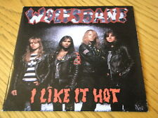 "WOLFSBANE - I LIKE IT HOT  7"" VINYL PS"