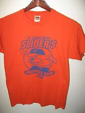 Port Heiliger St.Lucie Florida Mets Schieber Minor Liga Baseball 2004 T-Shirt
