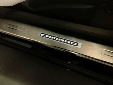 GM Licensed Lighted Door Sill Camaro 5th SS ZL1 RS Accessories Sills