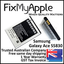 Samsung Galaxy Ace Original Genuine S5830 Gio S5660 Battery 1350 mAh EB494358VU