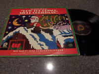"""Marty Gold Children's Chorus """"How The Grinch Stole"""" LP"""
