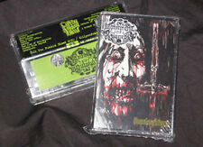 MONUMENT OF BONES Cemetery Dirges CASSETTE weird death metal richard christy