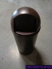 Rubbermaid 8170-88 Commercial Receptacle Classic Container Round 25 gal