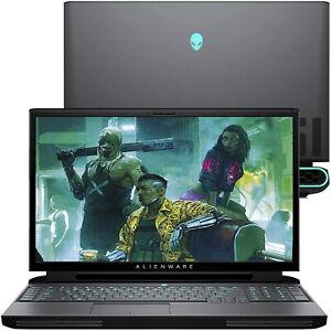 """Dell Alienware Area 51m 17.3"""" Gaming Laptop i9-9900K 16GB 1TB+512GB RTX 2080 #A"""