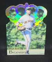 1995 Pacific Crown Collection Gold Die-Cuts Barry Bonds #15 STAR MINT