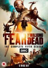Fear the Walking Dead 5 Season DVDs & Blu-rays