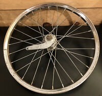"Schwinn 17X1-3/8"" Rear Wheel w/Bendix RB2, 28 spokes, and 14 tooth sprocket"