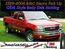 1999-2006 GMC SIERRA 1500 TRUCK CHROME BODY SIDE MOLDING